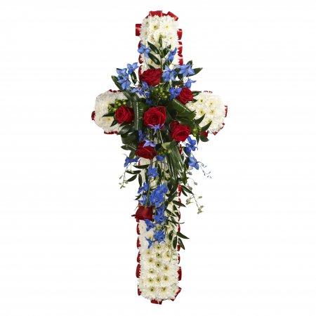 Casket Sprays and Crosses
