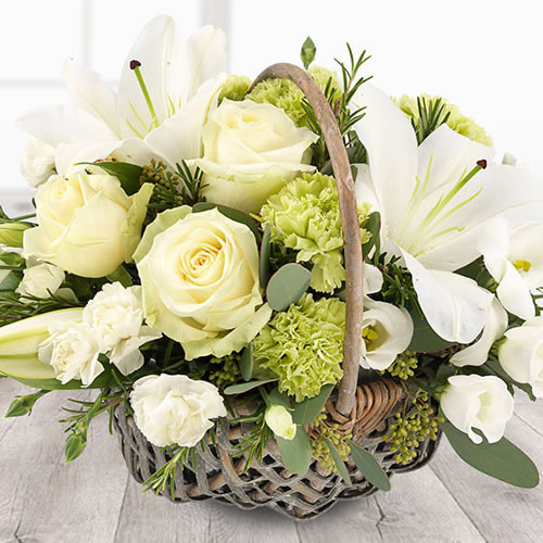 Baskets and Bouquets